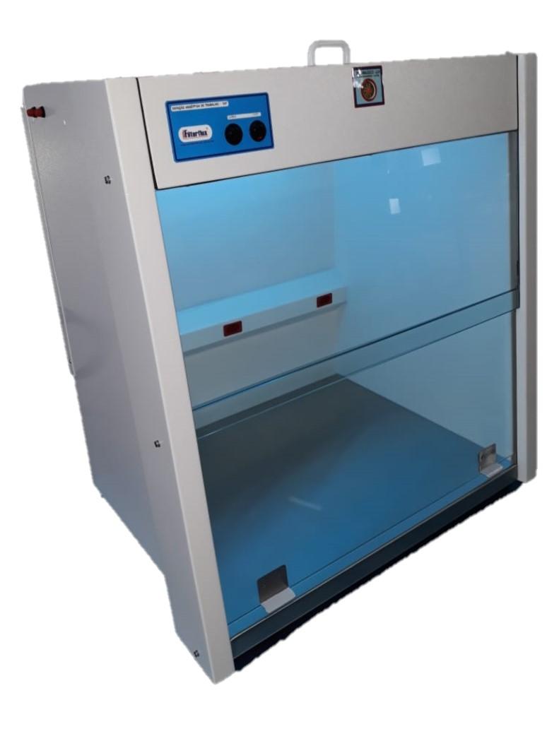 ESTAÇÃO ASSÉPTICA DE TRABALHO PARA PCR/DNA