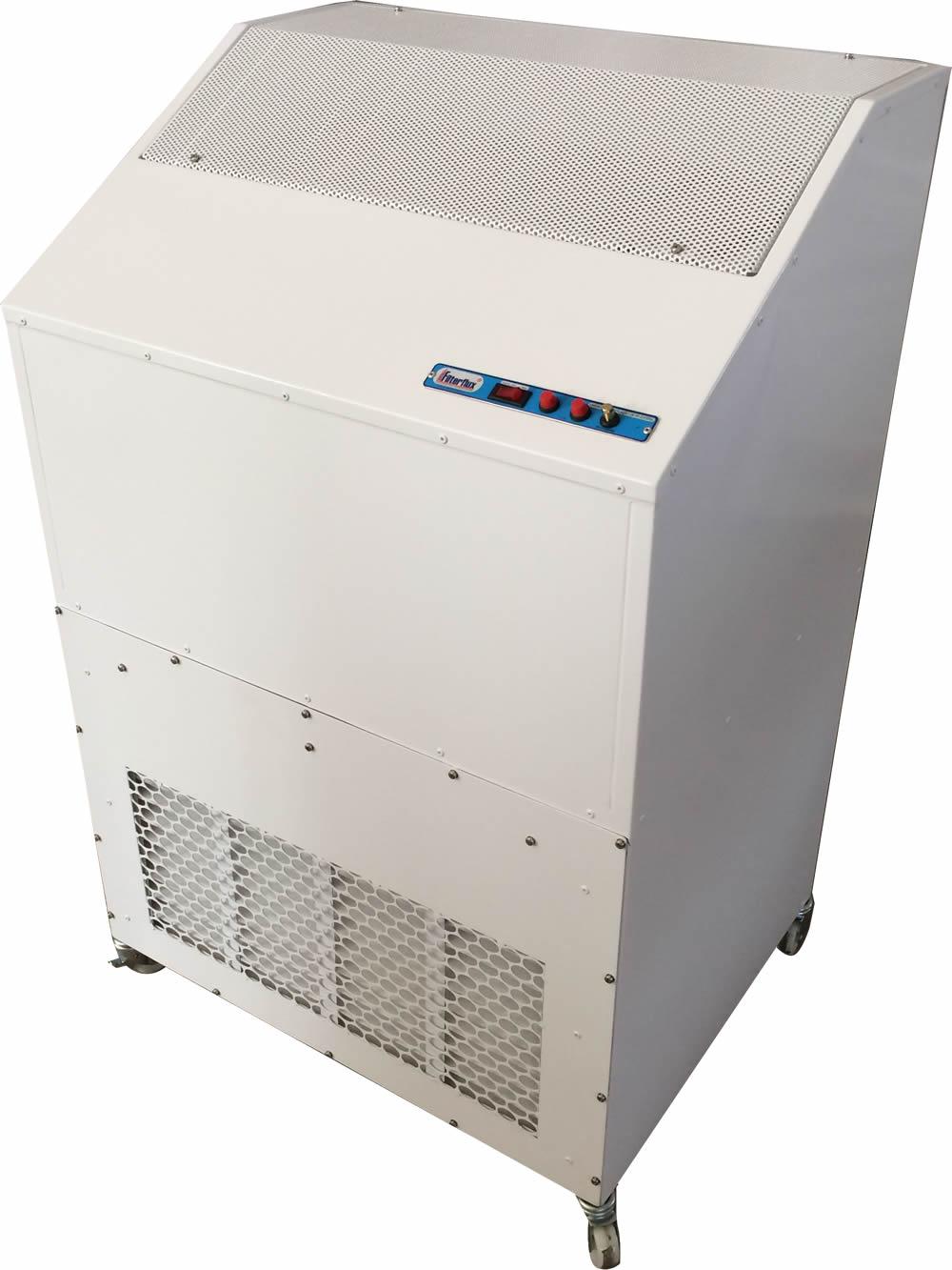 Unidade de Descontaminação de Ar Estéril